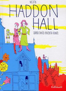 Haddon Hall - Couverture