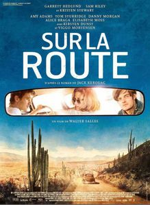 On the road walter salles affiche
