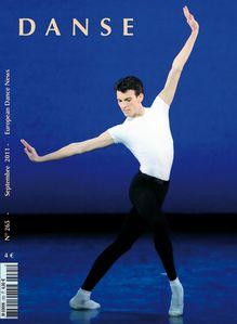 Danse magazine mois de septembre