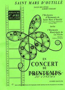 Concert St Mars