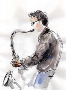 PH saxophoniste
