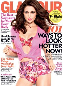 Ashley Greene - Glamour Cover