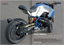 page 1 BMW Motorcycles 8-9 2011