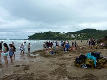 01 Whitianga - Hot Water beach 02
