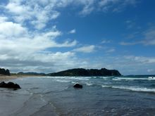 01 Whitianga - Hot Water beach 09