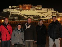 2012010616 Lhasa Potala by night