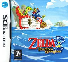 Jeux Nintendo DS The Legend of Zelda Phantom Hourglass