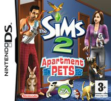 JEUX NINTENDO DS The Sims 2 Apartment Pets