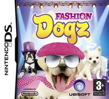 JEUX NINTENDO DS Fashion Dogz