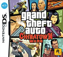 JEUX NINTENDO DS GRAND THEFT AUTO CHINATOWN