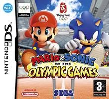 Jeux Nintendo DS Mario and Sonic at the Olympic Games