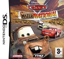 Jeux Nintendo DS Cars Mater National Multi3