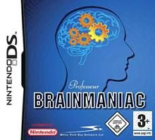 Jeux Nintendo DS Professor Brainmaniac