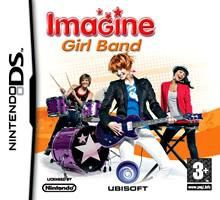 Jeux Nintendo DS Imagine Girl Band