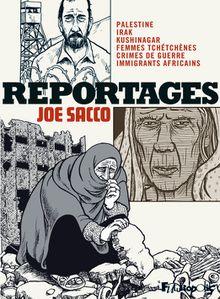 Reportages - Couverture