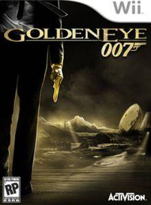 Golden Eye Wii