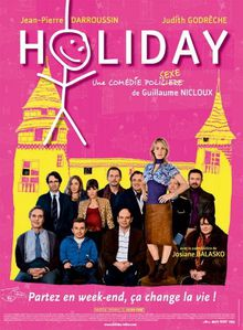 HOLIDAY-Film Nicloux