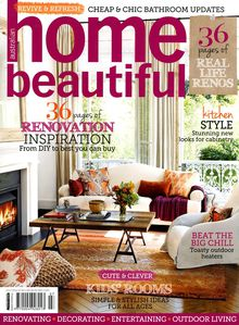 Home beautiful July 2012 / Australie