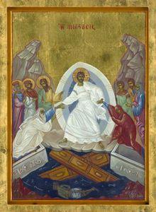 anastasis resurrection