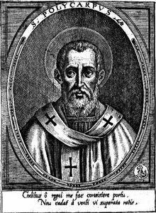Polycarpe : 23 février.
