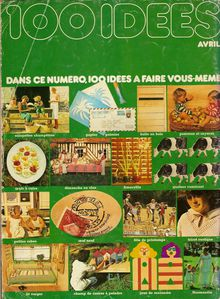 100 idees avril 1976 verso