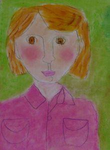 autoportrait Cassandre