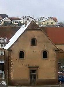 Chapelle des verriers
