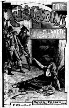 Les Muscadins - Jules Claretie