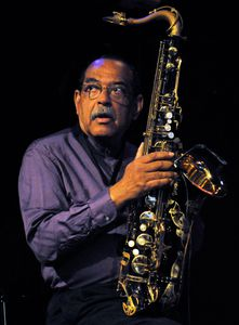 Ernie Watts ©Ph. Etheldrède