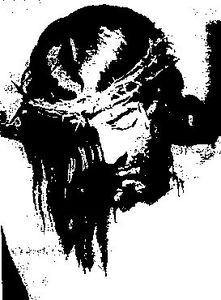 Crucifié du Gologotha.