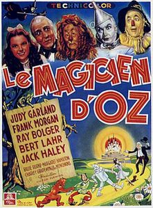 Le Magicien d'Oz - Judy Garland