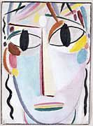 Jawlensky, The young Christ