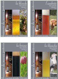 gamme de biere brasserie du marais poitevin