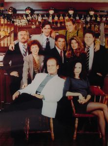 cheers-cast-kelsey-grammer-in-white-jacket