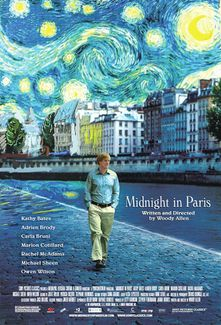 Midnight In Paris allen