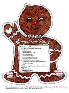 gingerbread baby recipe