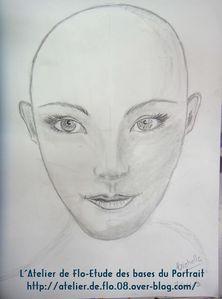 Portrait-Dessin-Visage-Croquis-Atelier de Flo8