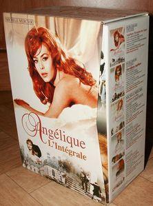 coffret dvd Angélique 1
