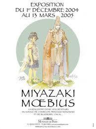 MIYAZAKY MOEBIUS