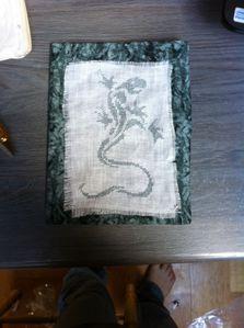 salamandre protege cahier