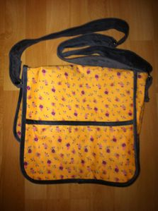 Sac moutarde 2