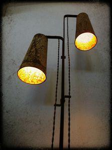 lampadaire, luminaire, double lampe, détournement-copie-2