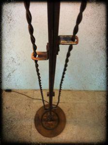 lampadaire, luminaire, double lampe, détournement-copie-3