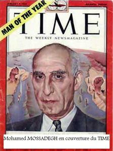mossadegh time