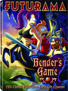 03 futurama benders game dvd cover