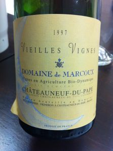 1997 bouteille
