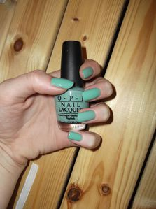 OPI Mermaid's tear (2)