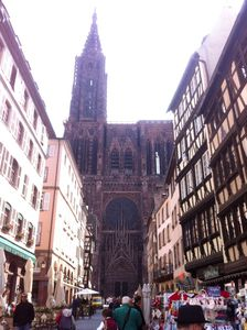 113-Cathedrale de Strasbourg
