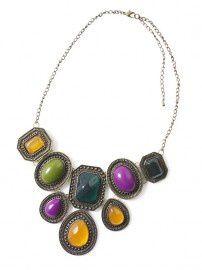 collier vintage la halle 10.99