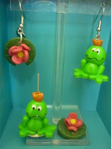 belgazou creation grenouille 2012